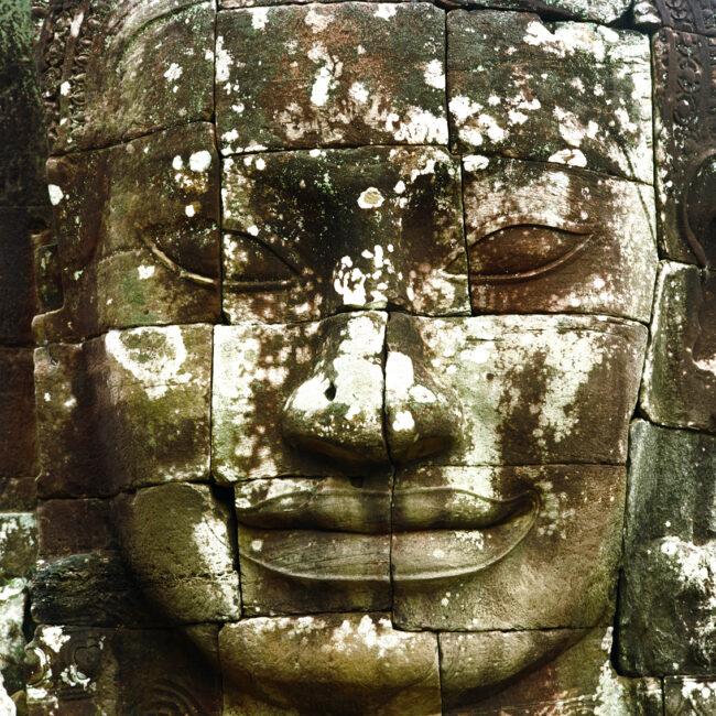Sobre la exposición Angkor: Naturaleza y Misticismo