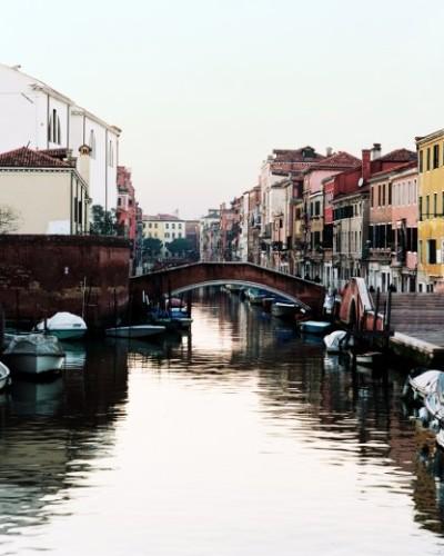 Venecia, luz de invierno