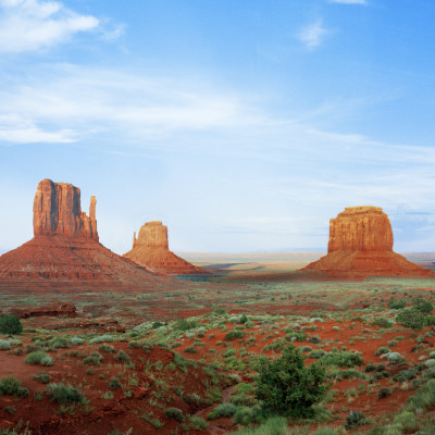 West USA: The Landscapes